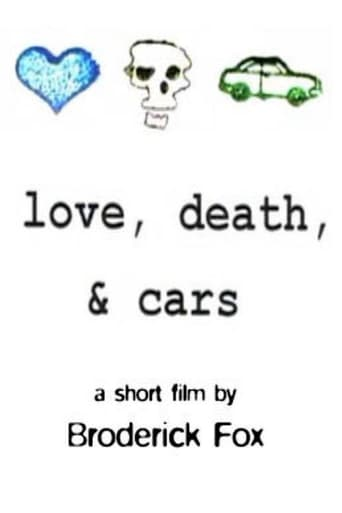 Poster of Love, Death & Cars