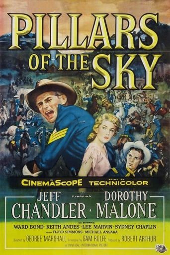 Poster of Pillars of the Sky