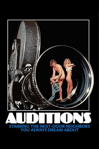 Poster of Auditions