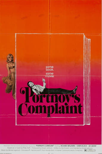 Poster of Portnoy's Complaint