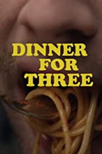 Poster of Dinner for Three