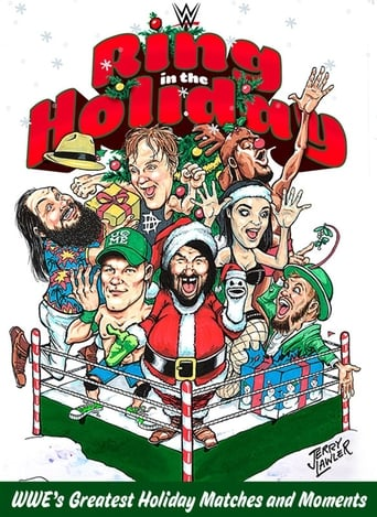 Poster of WWE: Ring in the Holidays