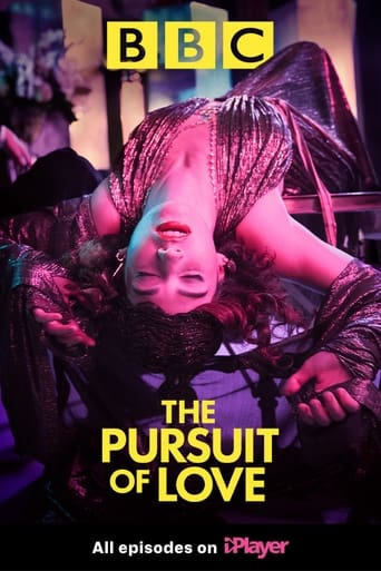 Poster of The Pursuit of Love