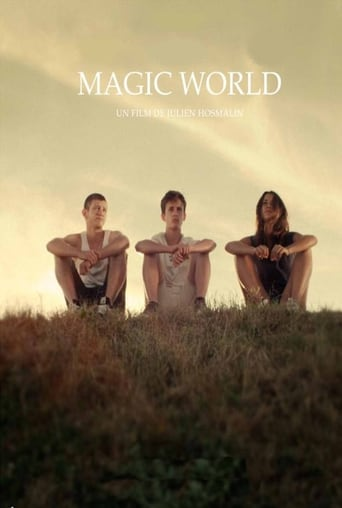 Poster of Magic World