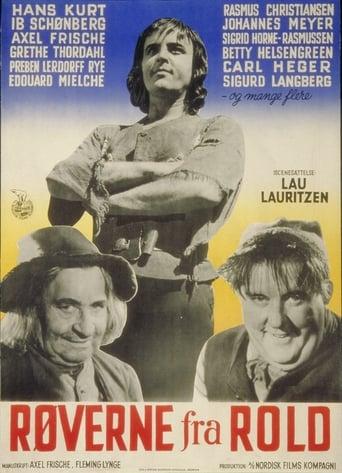 Poster of Røverne fra Rold