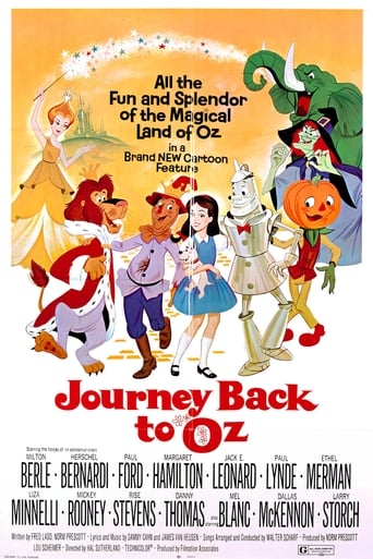 Poster of Journey Back to Oz