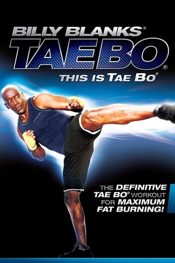 Poster of Billy Blanks: This Is Tae Bo