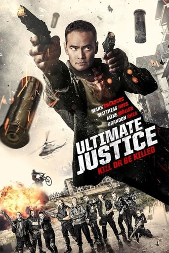 Poster of Ultimate Justice