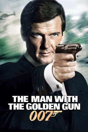 Poster of The Man with the Golden Gun