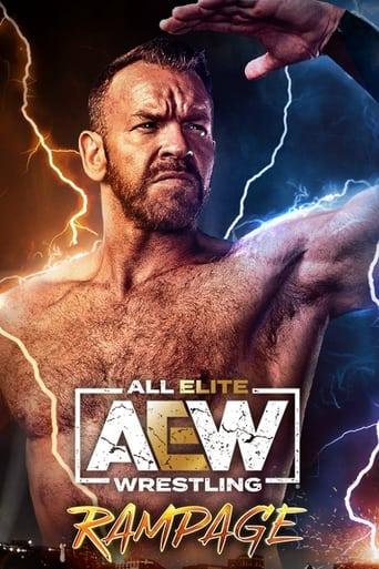 Poster of All Elite Wrestling: Rampage