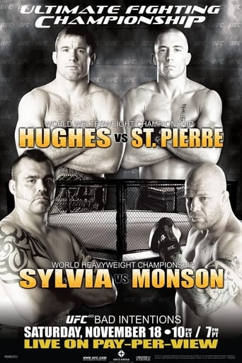 Poster of UFC 65: Bad Intentions