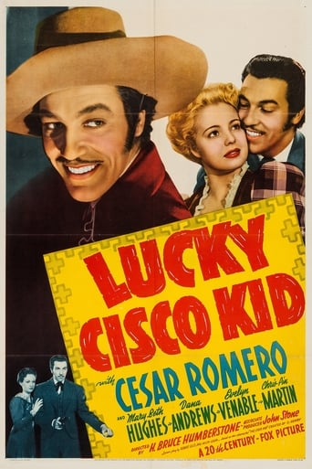 Poster of Lucky Cisco Kid