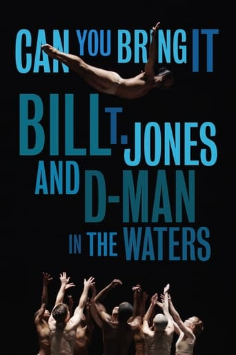 CAN YOU BRING IT: BILL T. JONES AND THE D-MAN (DVD)