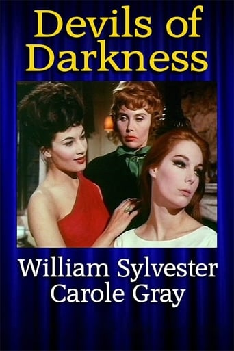 Poster of Devils of Darkness