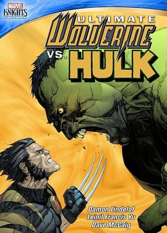 Poster of Ultimate Wolverine vs. Hulk