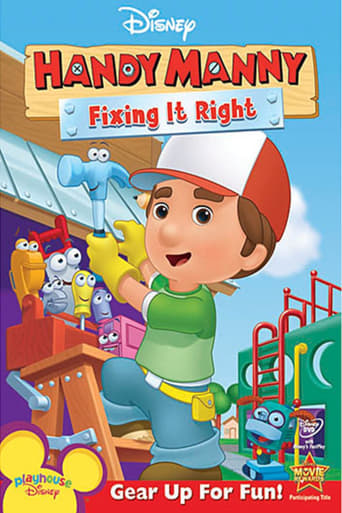 Poster of Handy Manny: Fixing It Right