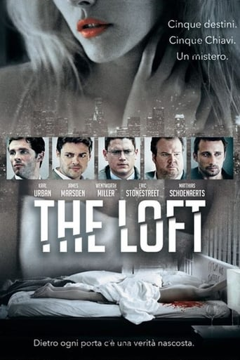Poster of The Loft