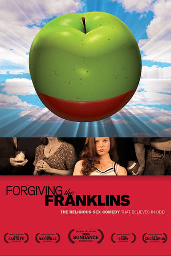 Poster of Forgiving the Franklins
