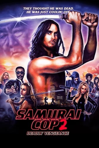 Poster of Samurai Cop 2: Deadly Vengeance