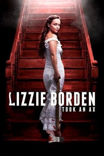 Poster of Dvojnásobná vražedkyně Lizzie Bordenová