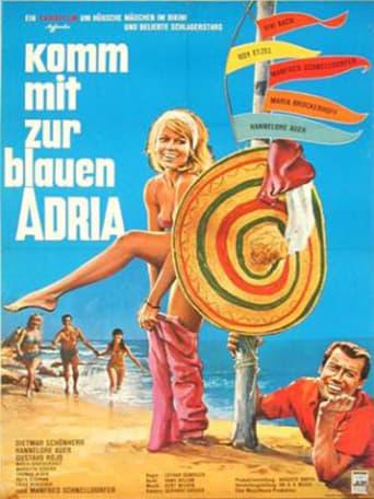 Poster of Komm mit zur blauen Adria