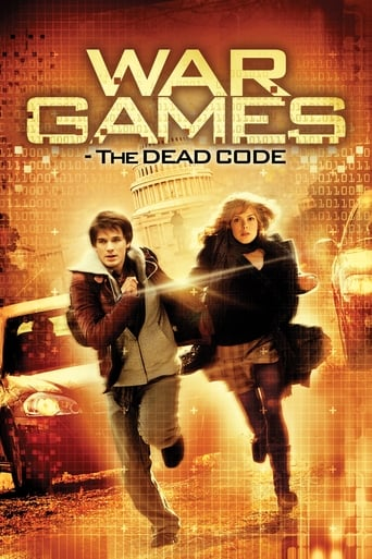 Poster of WarGames: The Dead Code