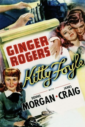 Poster of Kitty Foyle