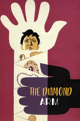 Poster of The Diamond Arm