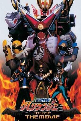 Ninpuu Sentai Hurricaneger Shushuuto: The Movie