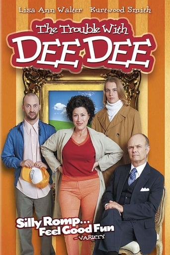 Poster of The Trouble with Dee Dee