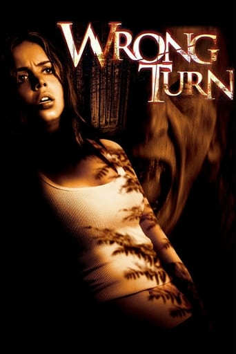 Poster of Wrong Turn