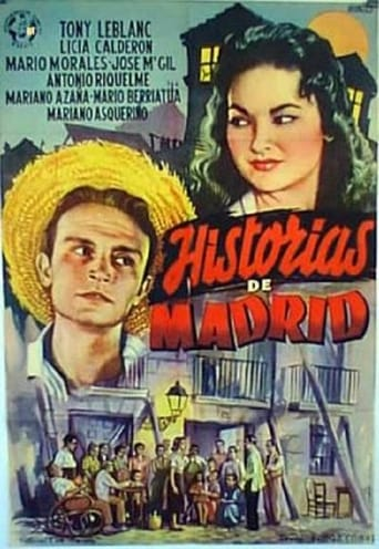 Poster of Stories from Madrid