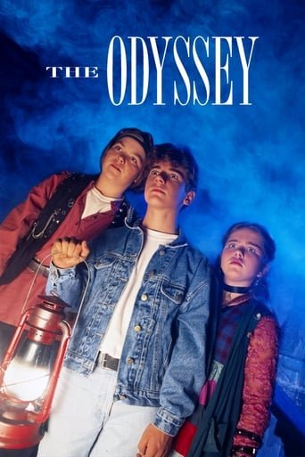Poster of The Odyssey