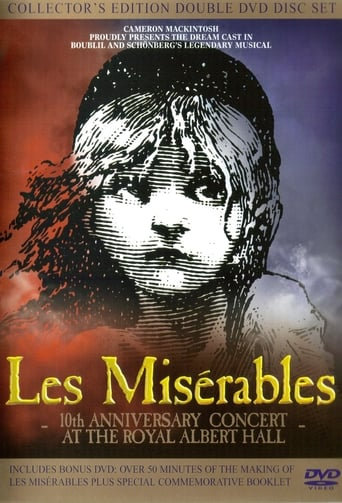 Poster of Les Misérables: The Dream Cast in Concert