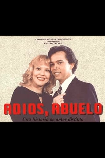 Poster of Adiós, abuelo