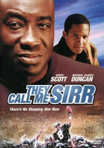 Poster of They Call Me Sirr