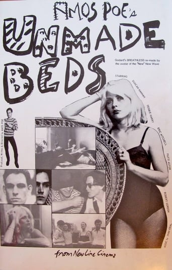 Poster of Unmade Beds