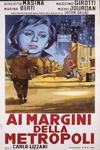 Poster of At the Edge of the City