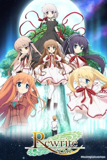 Poster of Rewrite