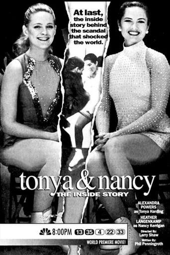Poster of Tonya & Nancy: The Inside Story