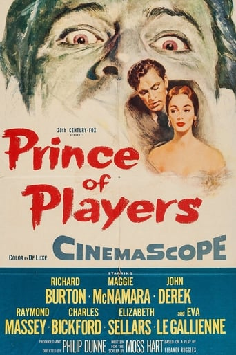 Poster of Prince of Players
