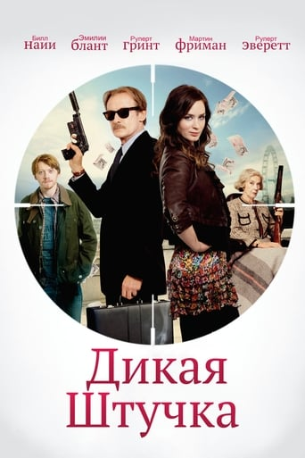 Poster of Дикая штучка