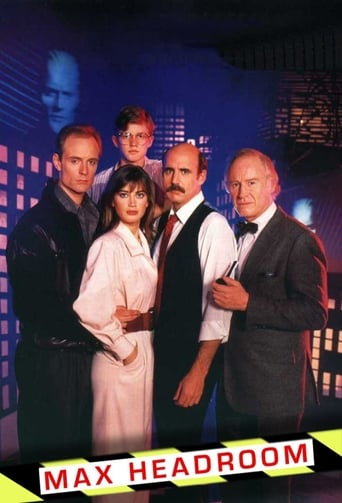 Poster of Max Headroom