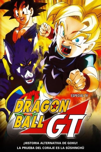 Poster of Dragon Ball GT: A Hero's Legacy