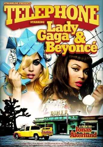 Poster of Lady Gaga: Telephone