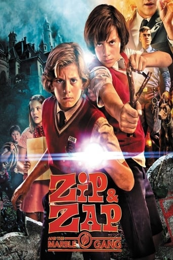 How old was Javier Gutiérrez in Zip & Zap and the Marble Gang