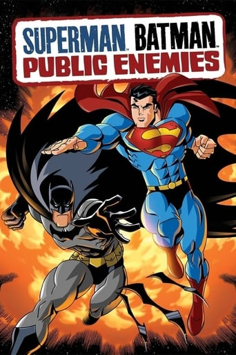 Poster of Superman/Batman: Public Enemies