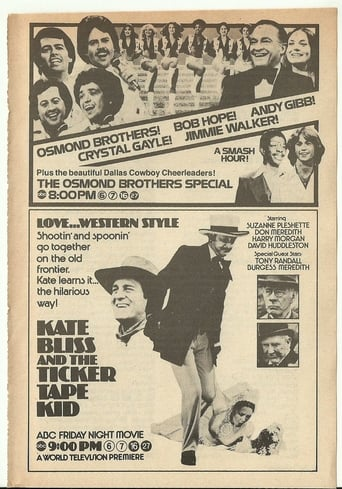 Poster of Kate Bliss and the Ticker Tape Kid