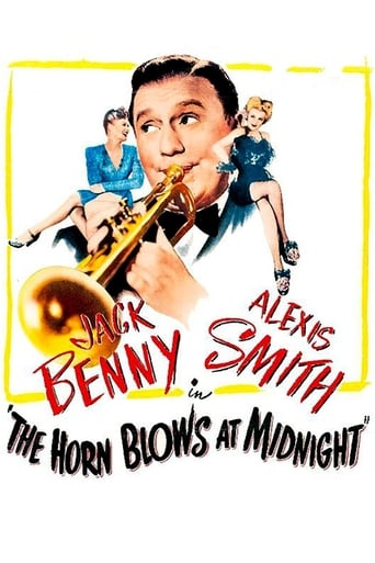 Poster of The Horn Blows at Midnight