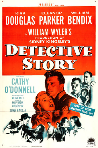 Poster of Detective Story